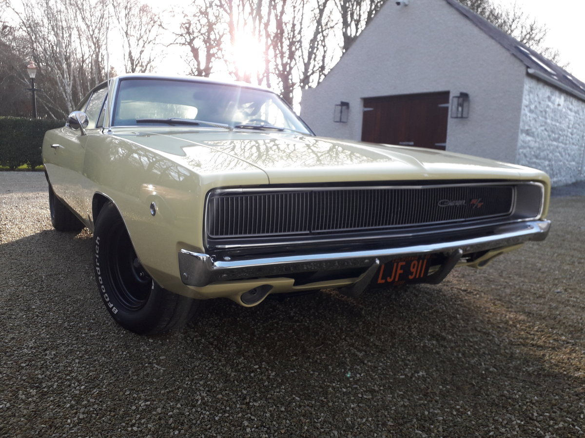 1968 Dodge Charger R/T For Sale (picture 1 of 2)