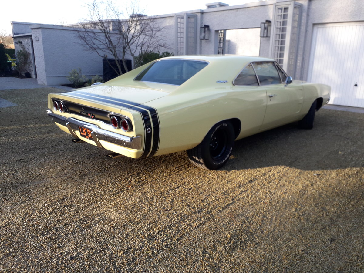 1968 Dodge Charger R/T For Sale (picture 2 of 2)