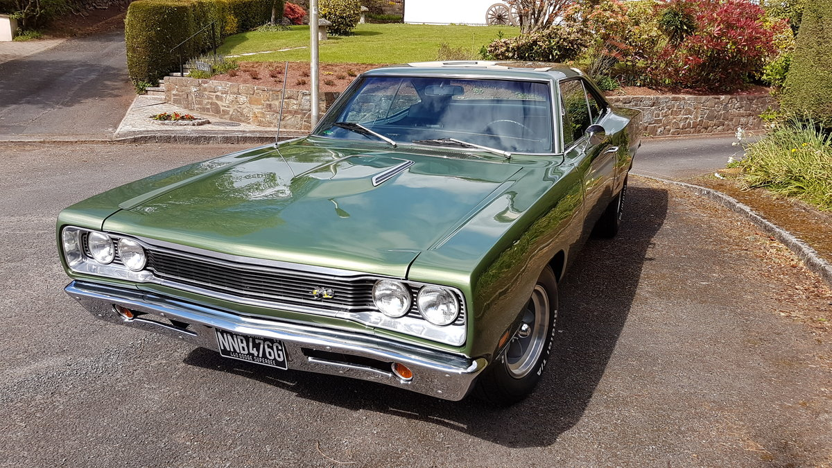 1969 Dodge Coronet 500ci 530hp For Sale (picture 1 of 6)