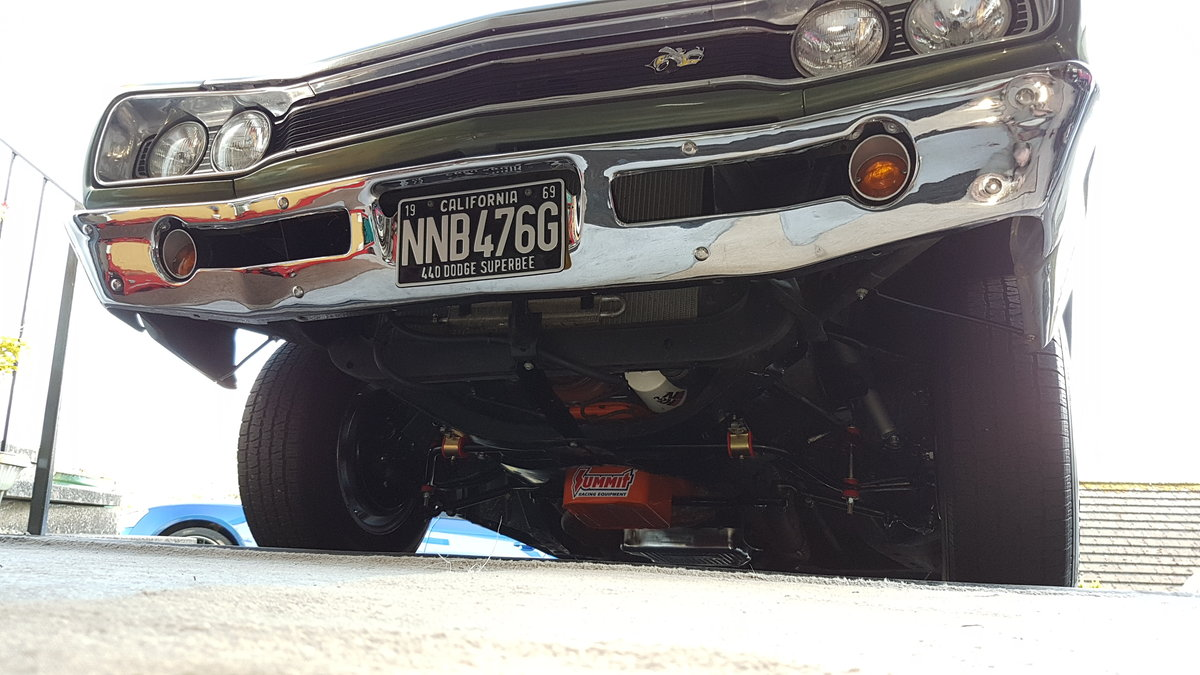 1969 Dodge Coronet 500ci 530hp For Sale (picture 2 of 6)