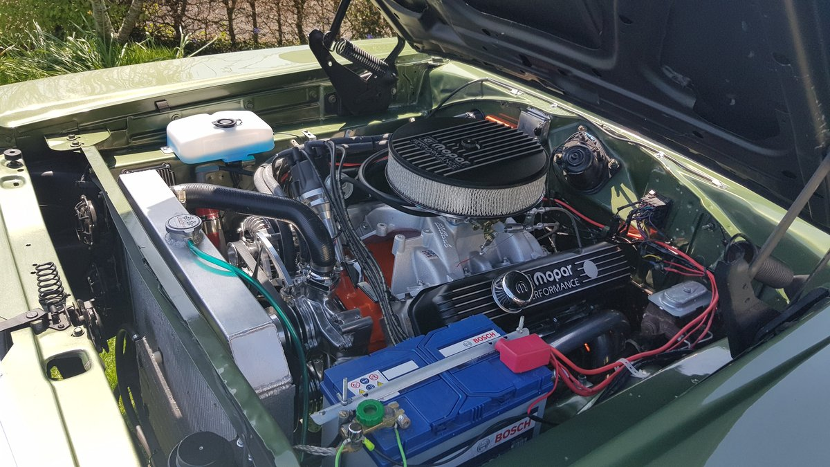 1969 Dodge Coronet 500ci 530hp For Sale (picture 3 of 6)