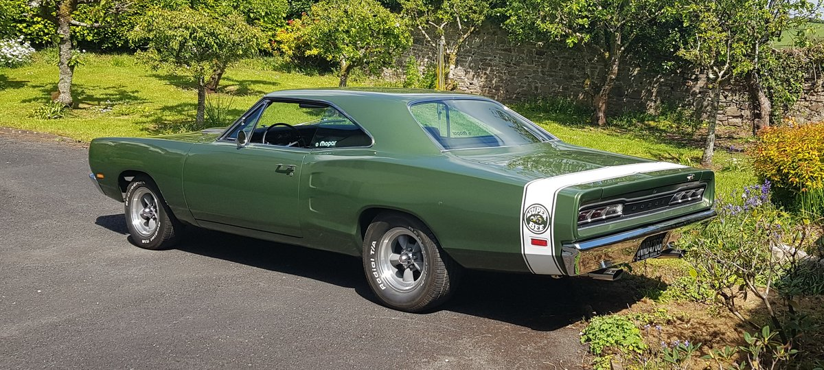 1969 Dodge Coronet 500ci 530hp For Sale (picture 6 of 6)