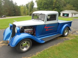 1933 Dodge Truck (Jamestown, NY) $29,900 obo