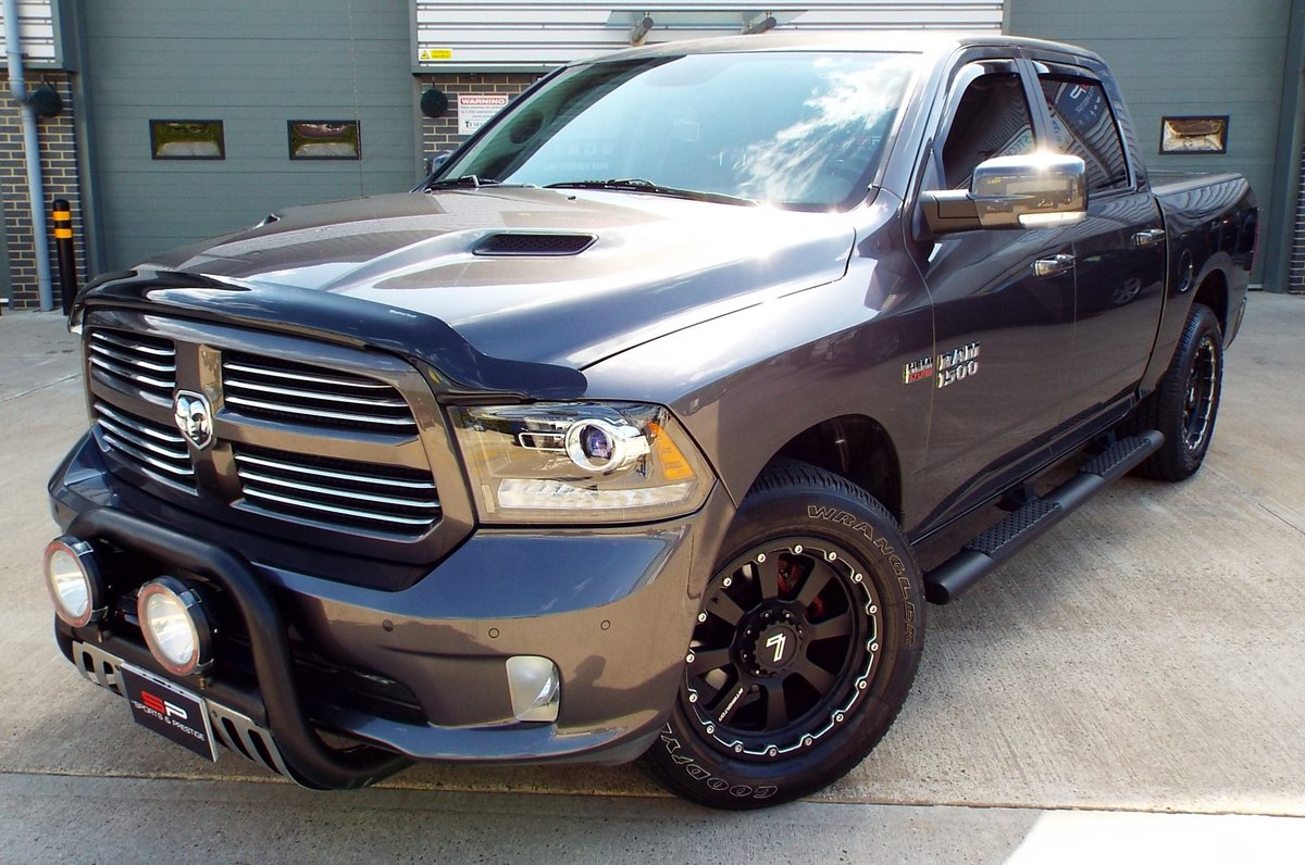 2015 2014 Dodge Ram 1500 V8 Hemi - LPG Vat Qualifying Car For Sale (picture 4 of 6)