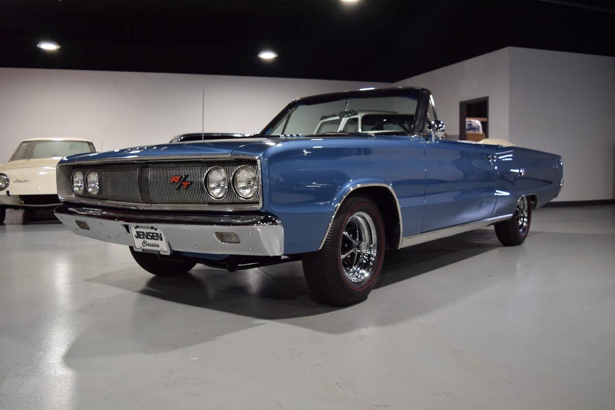 1967 Dodge Coronet Convertible For Sale (picture 1 of 6)