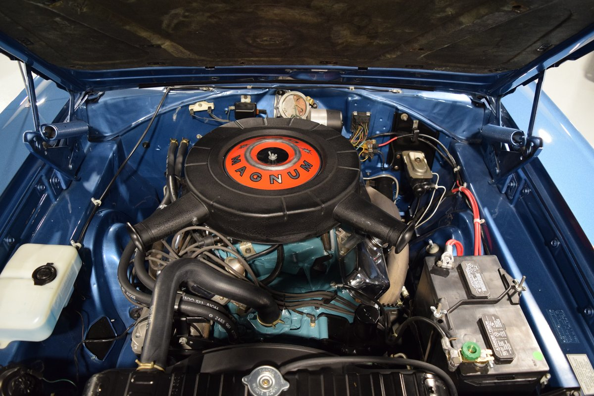 1967 Dodge Coronet Convertible For Sale (picture 5 of 6)