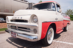 1957 Dodge D100 Sweptside ½-ton Pickup = Rare 1 of 180 For Sale (picture 4 of 6)