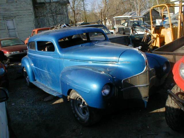 1940 Dodge 2dr Sedan Street Rod $9500 USD For Sale (picture 3 of 6)