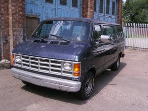 1993 American Dodge Ram window van For Sale