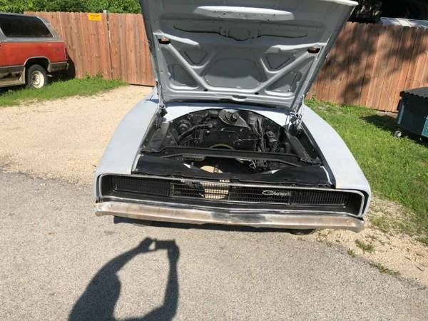 1968 Dodge Charger = Project 440 auto Work Done $28.9k For Sale (picture 2 of 6)