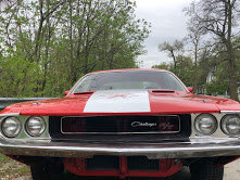 1970 Dodge Challenger RT = Fast 440 auto Red driver $29.9k For Sale (picture 2 of 6)
