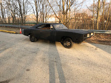 1969 Dodge Charger RT = Real RT 440 auto Project  $29.9k For Sale