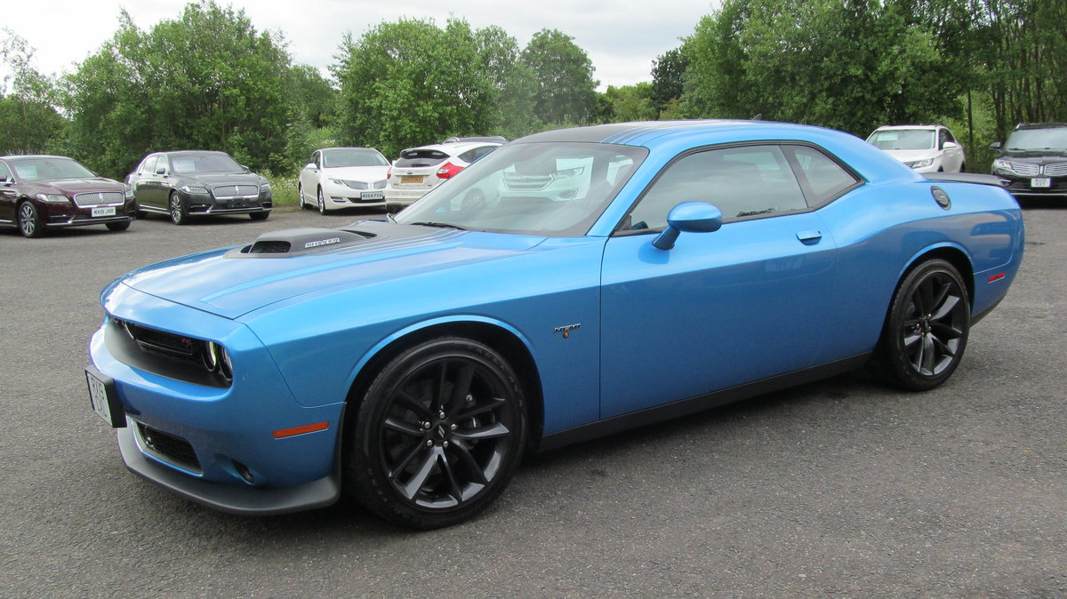 2019 Dodge Challenger R/T PLUS Shaker For Sale (picture 1 of 6)
