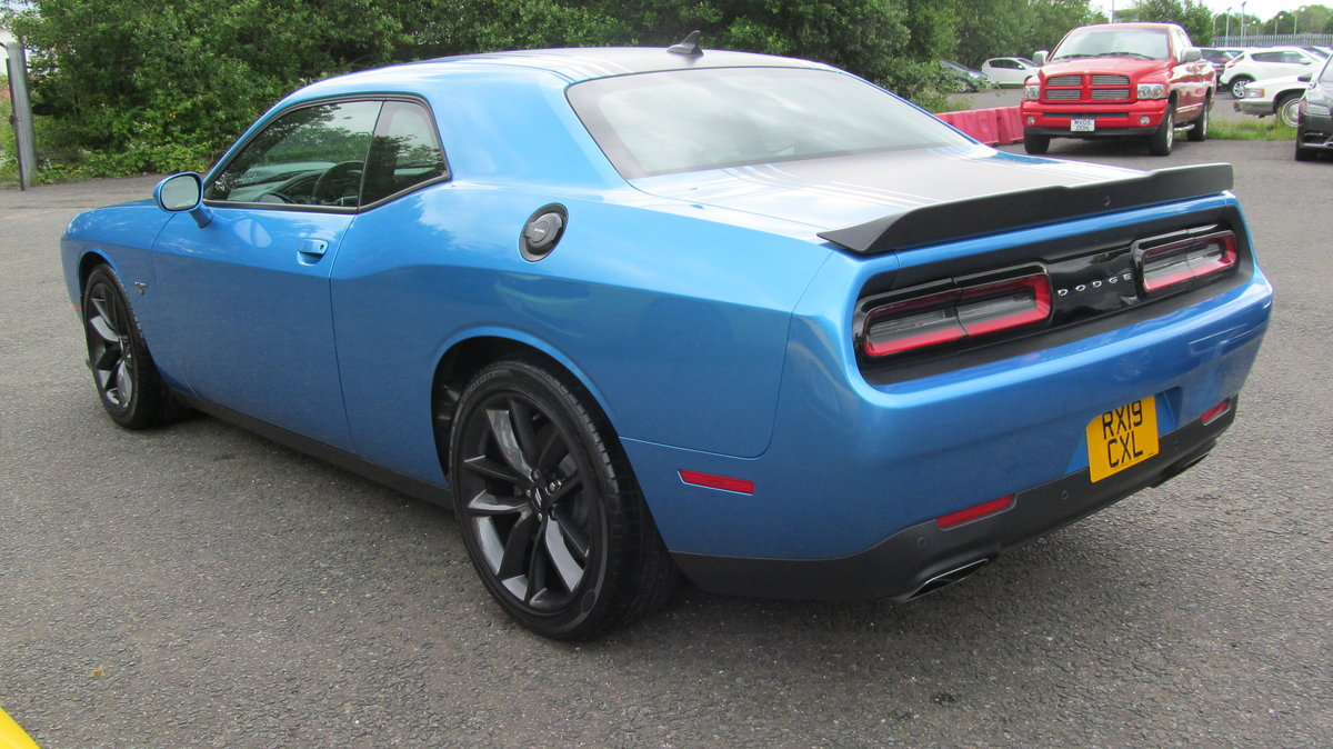 2019 Dodge Challenger R/T PLUS Shaker For Sale (picture 3 of 6)