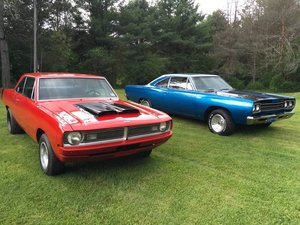 1970 Dodge Dart Swinger 340 Clone (Wellsville, Ny) $14,900 For Sale
