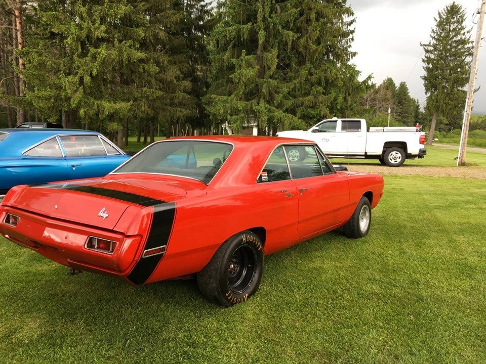 1970 Dodge Dart Swinger 340 Clone (Wellsville, Ny) $14,900 For Sale (picture 2 of 2)