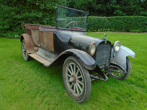 Dodge Tourer. 1917. Restoration Project. Runner SOLD