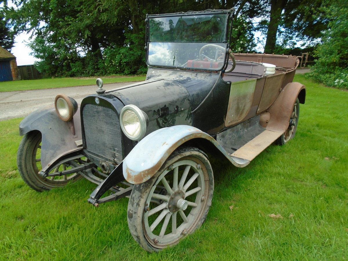 Dodge Tourer. 1917. Restoration Project. Runner SOLD (picture 2 of 6)