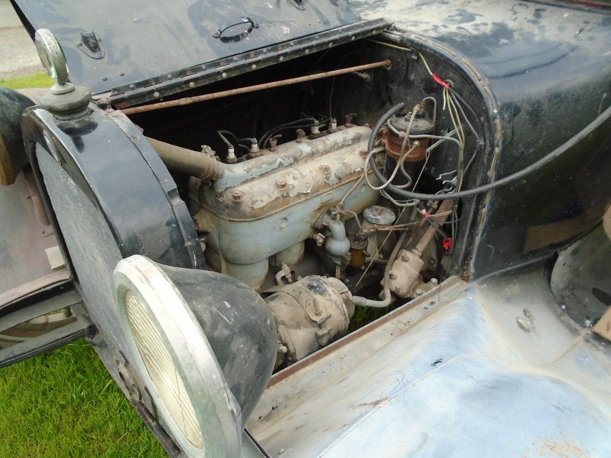 Dodge Tourer. 1917. Restoration Project. Runner SOLD (picture 3 of 6)