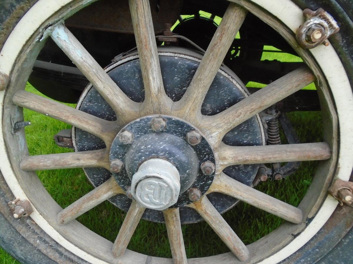 Dodge Tourer. 1917. Restoration Project. Runner SOLD (picture 4 of 6)