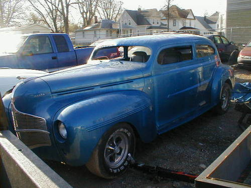Hudson Auto Traders >> 1940 Dodge 2dr Sedan Street Rod For Sale | Car And Classic
