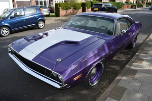 1970 Dodge Challenger 383 R/T Automatic For Sale