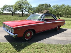 1965 DODGE CORONET 440, DUAL QUADS, 4-SPEED For Sale