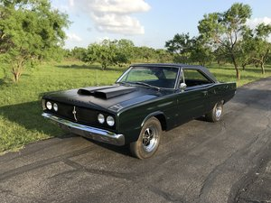 1967 DODGE CORONET 440, 727 AUTO, ORIGINAL SHEET METAL For Sale