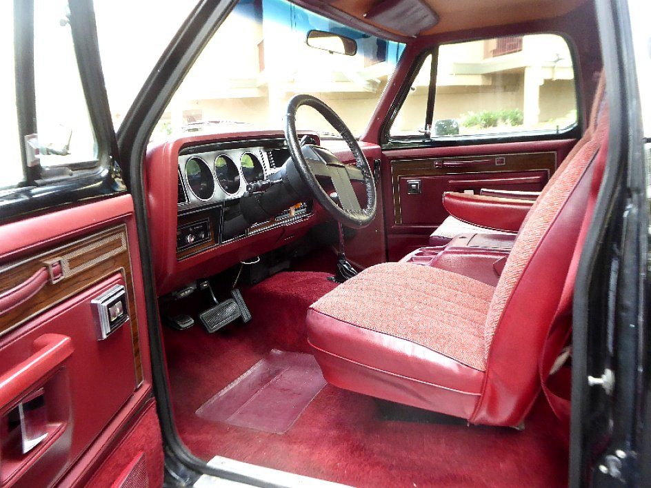1985 Dodge Ram Charger Royal SE = 360 auto trans $13.5k  For Sale (picture 4 of 6)