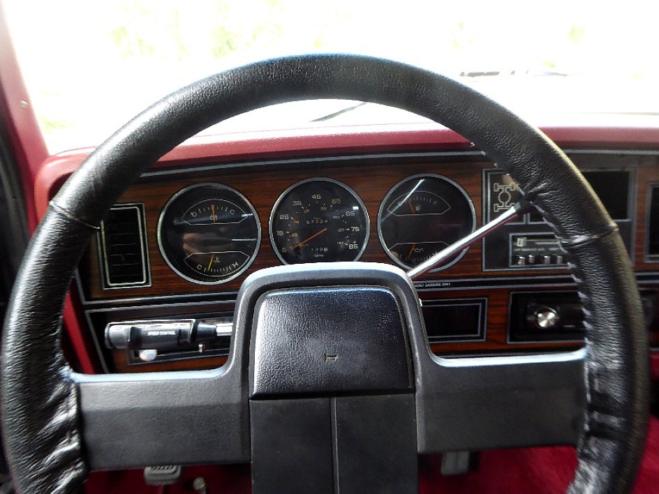 1985 Dodge Ram Charger Royal SE = 360 auto trans $13.5k  For Sale (picture 5 of 6)