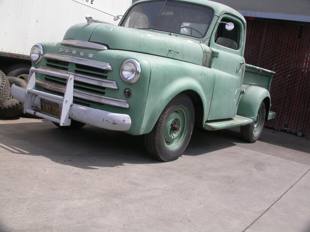 1949 lifelong california truck on the button $9200 shipping incl For Sale (picture 1 of 6)