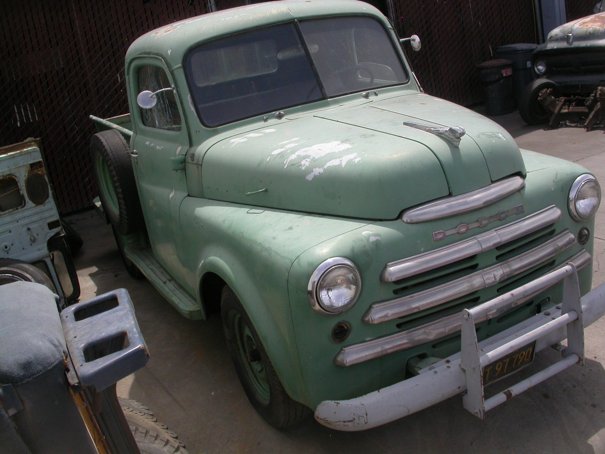 1949 lifelong california truck on the button $9200 shipping incl For Sale (picture 3 of 6)