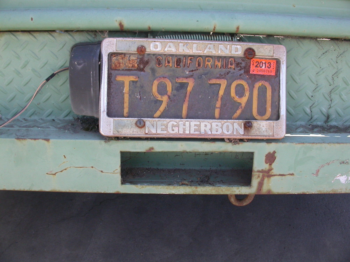 1949 lifelong california truck on the button $9200 shipping incl For Sale (picture 5 of 6)
