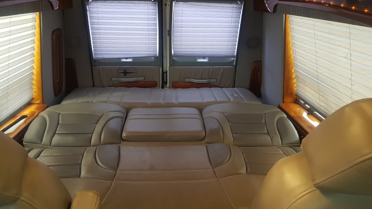 2000 DODGE RAM 1500 CHALLENGER CAMPING DAY VAN 7 SEATER * For Sale (picture 5 of 6)