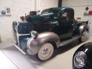 1947 Dodge 1/2 Tonne Pick Up for auction Friday 12th July For Sale by Auction
