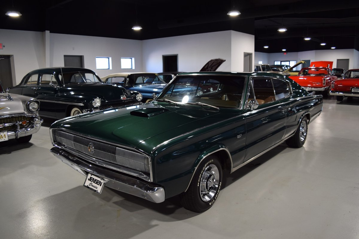 1966 Dodge Charger  For Sale (picture 1 of 6)