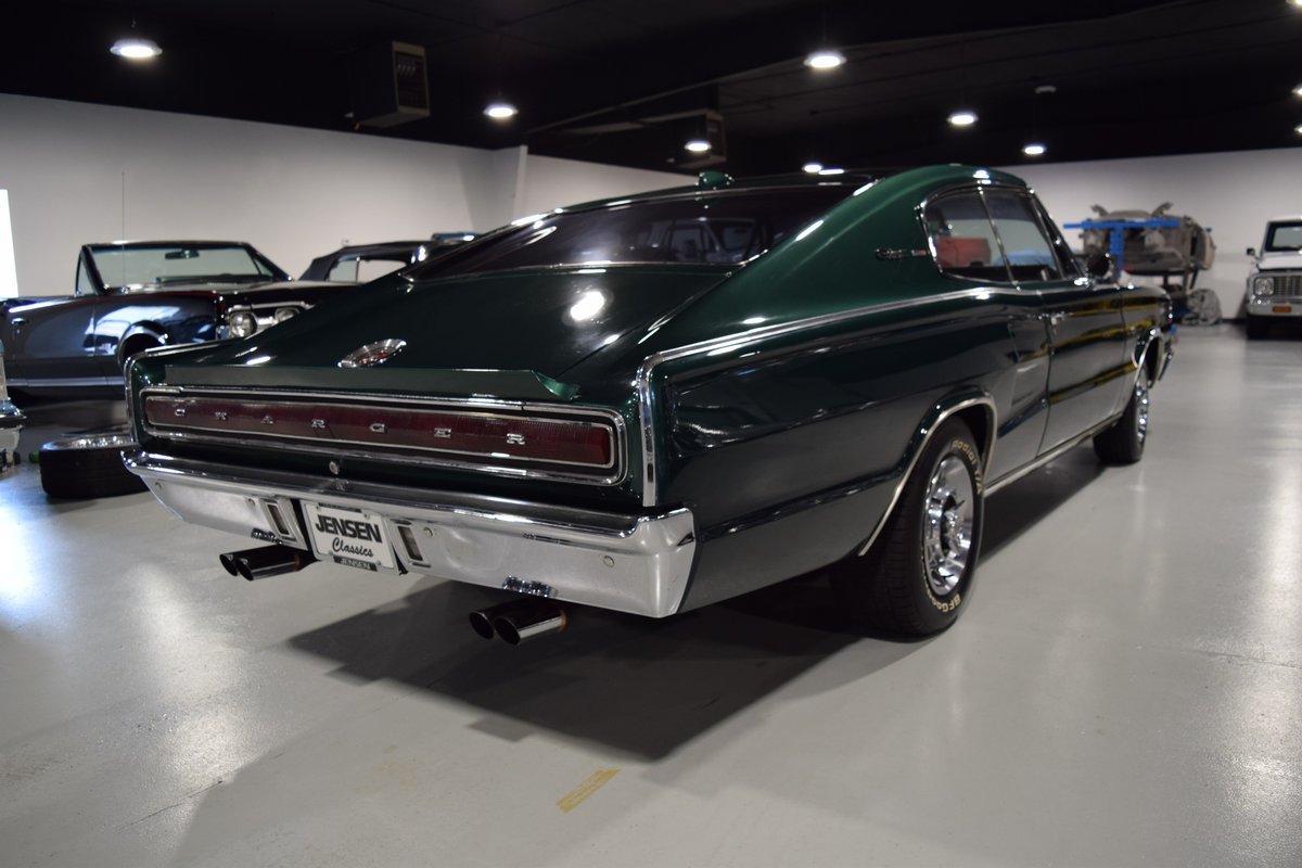 1966 Dodge Charger  For Sale (picture 5 of 6)