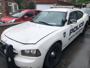 2007 Dodge Charger Police Pursuit 5.7 Hemi For Sale