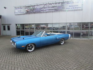 1970 Coronet RT 440 Convertible restored and no.match ! For Sale