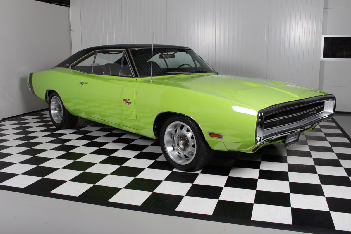 1970 70 Dodge Charger RT, the real deal and matching no's ! For Sale (picture 1 of 6)