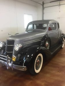 1935 Dodge Brothers DU Business Coupe (La Grande, OR)