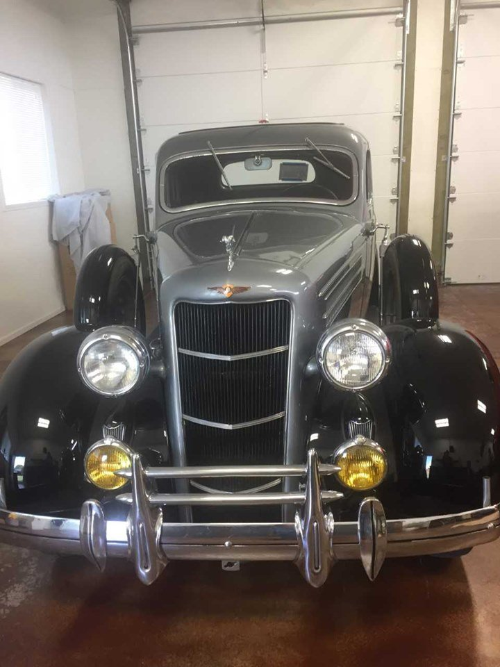 1935 Dodge Brothers DU Business Coupe (La Grande, OR) For Sale (picture 2 of 6)