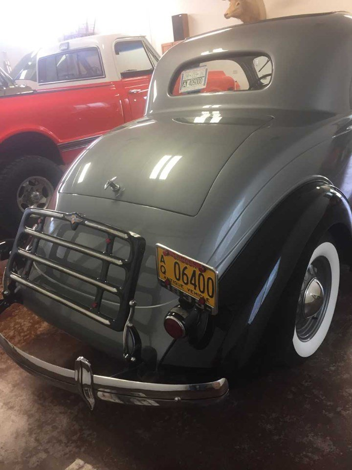 1935 Dodge Brothers DU Business Coupe (La Grande, OR) For Sale (picture 3 of 6)
