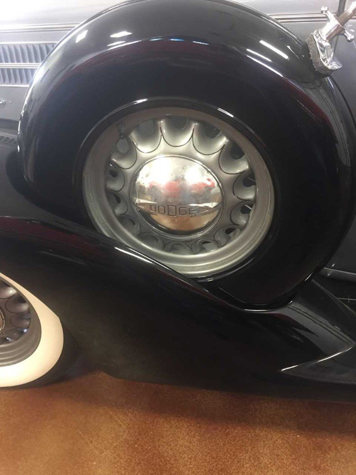 1935 Dodge Brothers DU Business Coupe (La Grande, OR) For Sale (picture 4 of 6)
