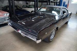 1968 Dodge Charger R/T 440 V8 High Performance 2 Dr Hardtop  SOLD