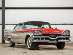 1957 Dodge Royal Lancer Super D-500 Coupe  For Sale by Auction