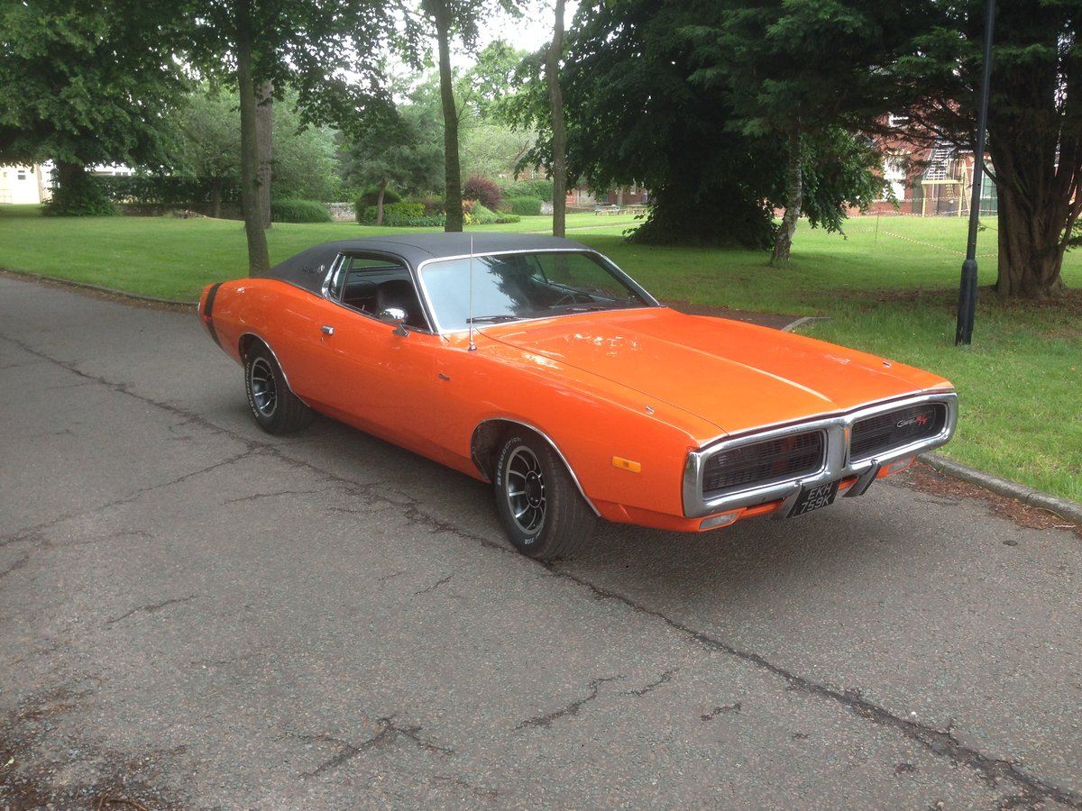 Dodge Charger 1972 RT/SE 440Mopar Highly Original. For Sale (picture 6 of 6)