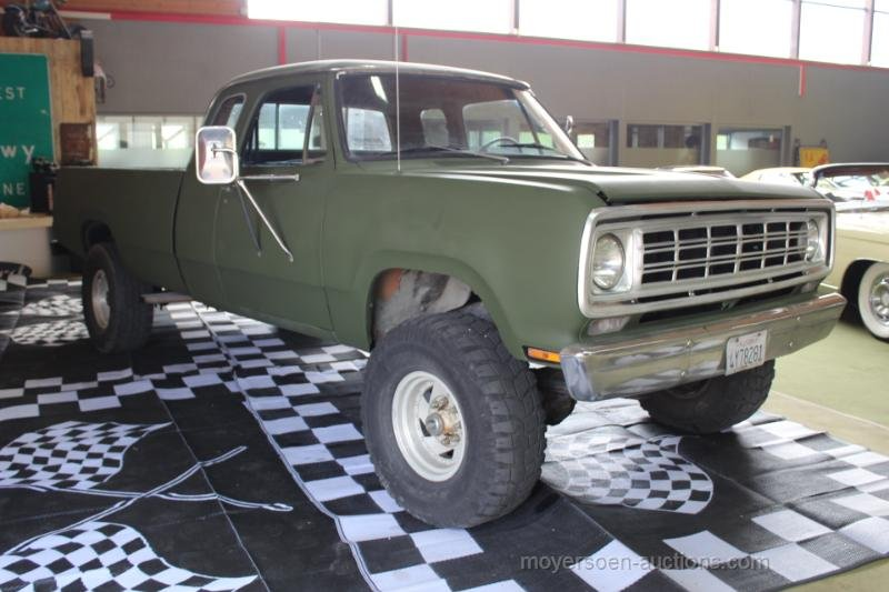1976 DODGE Pick up 4x4 For Sale by Auction (picture 2 of 6)