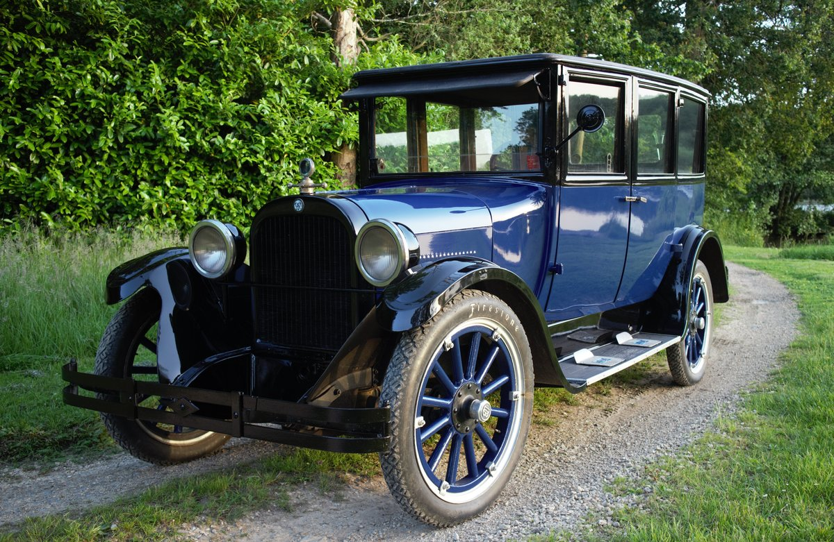 1922 Dodge Brothers Sedan For Sale (picture 1 of 6)