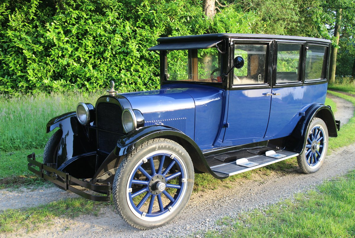 1922 Dodge Brothers Sedan For Sale (picture 4 of 6)